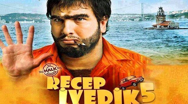 24. Recep İvedik 5 (IMDb Puanı: 3,5)