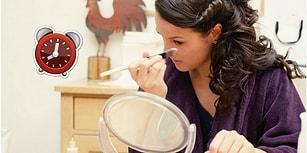 Her Kadının Derdi Olan Sabah Hazırlanma Süresini Işık Hızına Çıkaracak 20 İpucu