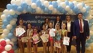 As Bayrakları As: Uluslararası Cimnastik Turnuvası'nda ODTÜ'lülerden Altın Madalya Yağmuru