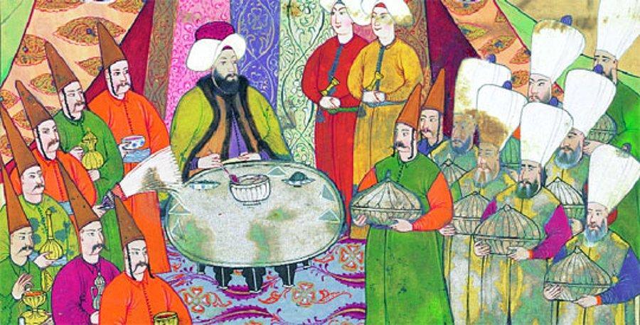 Картинки по запросу osmanlıda çeşnicibaşı