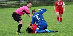 Bu Kadar Hırs ve Tutku Herkes İçin Fazla! İşte Kadın Futbolcuların Saç Baş Yolmalı Kavgalarından Bazıları