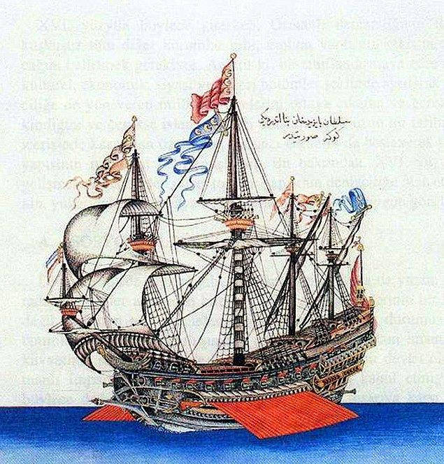 II. Bayezid'in saltanat devrine isabet eden bu yıllarda Osmanlı donanmasına büyük bir önem verilmişti.