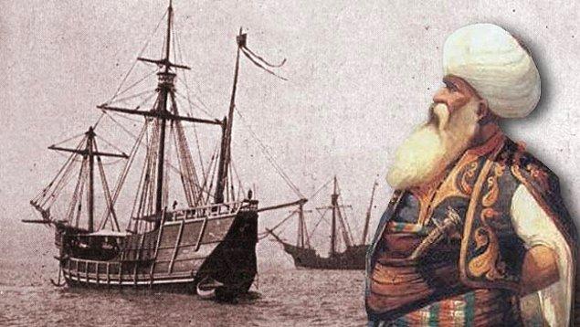 Uzun deniz seferleri ve savaşlardan çok araştırmaya, okuma-yazmaya meraklı olduğu anlaşılan Piri Reis ünlü eseri Kitab-ı Bahriye'yi 1526 yılında padişaha takdim etti.