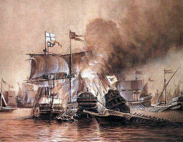 1547'de Hint Kaptanlığına yükseltilen Piri Reis, Aden ve Maskat gibi stratejik noktalarda Portekiz kuvvetlerine karşı üstünlük elde etti.