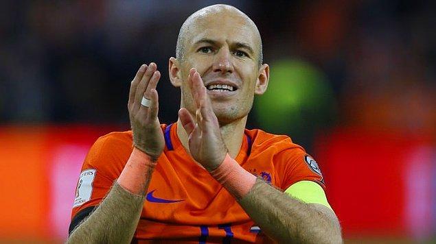 7. Robben / Hollanda