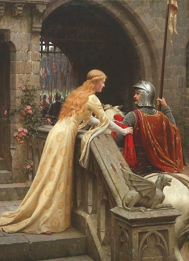 14. Orta Çağ'da kadınların evlendikleri zaman bakire olması beklenirdi. Son çareyi vajina dudaklarına sülük yerleştirmekte bulan kadınlar oluyordu.