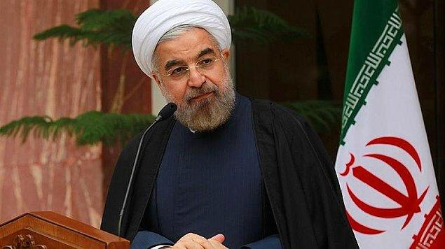 """Ruhani: """"Trump, nükleer anlaşmayı tek taraflı iptal edemeyeceğini bilmiyor"""""""