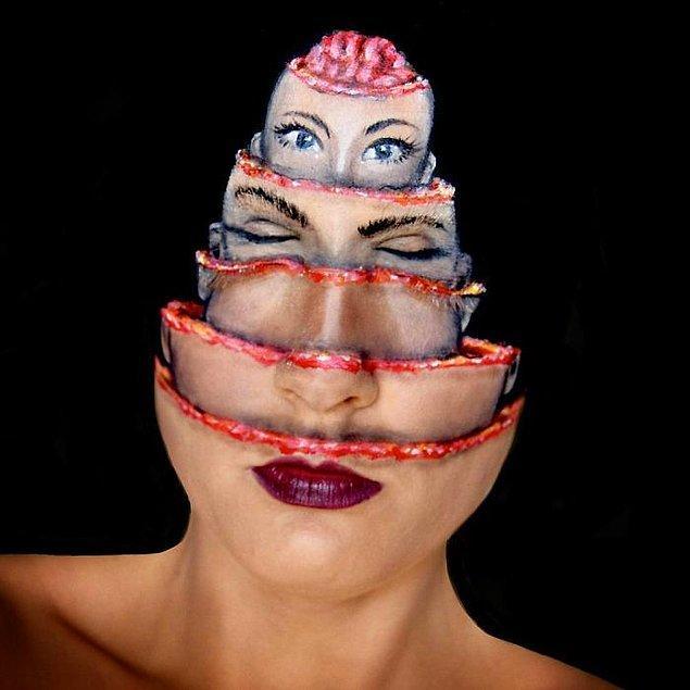 6. Optik illüzyonlar...