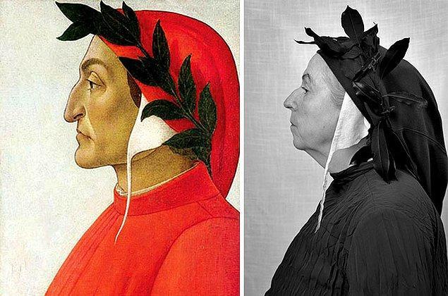 12. Dante Alighieri – Sandro Botticelli