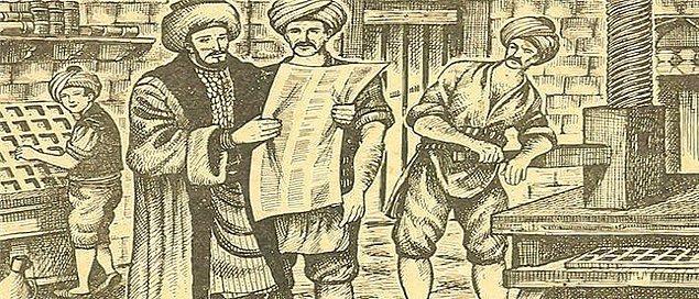 1720'lerden itibaren matbaa kurmak fikrine sahip olduğu anlaşılan İbrahim Müteferrika, Mehmed Said Efendi ile birlikte bu teşebbüs için padişah III. Ahmed'den izin aldı.