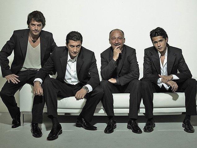 6. Beyaz Gelincik Halil , Ömer, Mustafa, Mehmet Ali Aslanbaş
