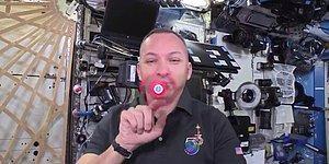 Uluslararası Uzay İstasyon'unda Stres Çarkıyla Oynarsanız Ne Olur?