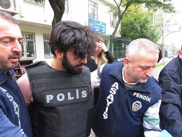 Katil zanlısı Yetgin, çıkarıldığı mahkemece tutuklandı