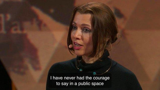 'Biseksüelim ama bunu kamusal alanda söyleyecek cesaretim olmadı'