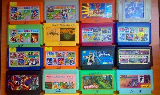 7. Arkadaşlarımızla beraber geldiğimiz evimizde izin alabildiğimiz (büyüklerimiz de başından kalkarsa tabii) müddetçe Atari oynardık. Ne büyük mutluluktu ama!