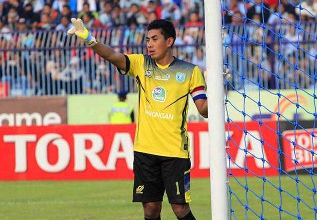 Huda, bir pozisyonda takım arkadaşı Ramon Rodrigues ve Pedang oyuncusu Marcel Sacramento'yla çarpıştı.