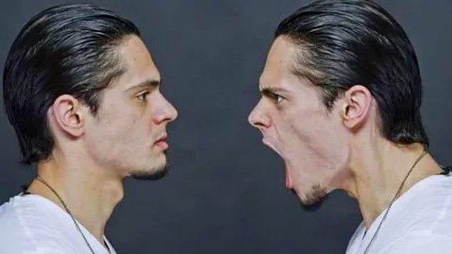 """""""Bir beden için savaşan iki farklı ruha sahip olmak gibi…"""""""
