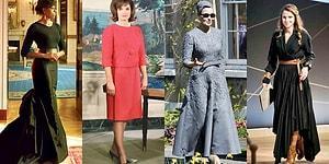 Gelmiş Geçmiş En Stil Sahibi First Lady'lerden 13 Stil Tüyosu!