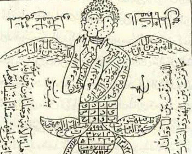2. Kitabın M.S. 500 yılında İbn-i Cuhaşe adında bir adam tarafından yazıldığı söyleniyor.