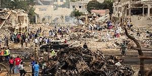 Dünyanın En Kanlı Terör Saldırılarından Biri: Somali'de Can Kaybı 300'ü Aştı