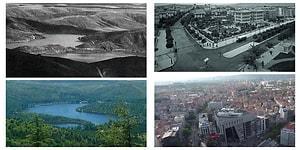 Ankara'nın Dünden Bugüne Değişimini Net Bir Şekilde Gözler Önüne Seren 20 Fotoğraf