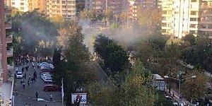 Mersin'de Polisin Servis Aracına Bombalı Saldırı: 12 Polis Yaralandı