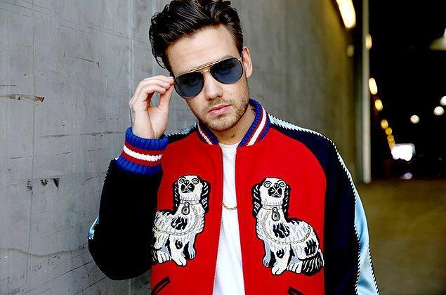 6. Camilla Cabello'nun eski grubu ve One Direction'ın eski üyelerinden Liam Payne aynı hiti kullanarak pişti oldu.
