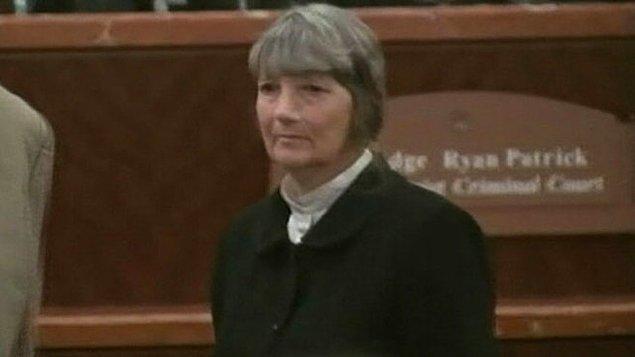 2. Carolyn Sue Krizan-Wilson