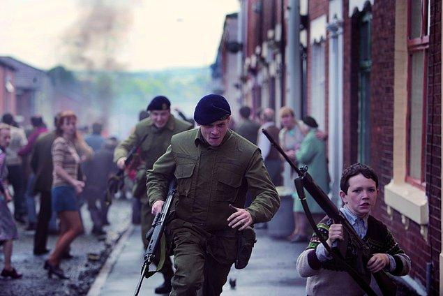 10. İngiltere'de terör örgütü olarak kabul edilen ve keskin nişancılarıyla tanınan IRA'nın açılımı nedir?