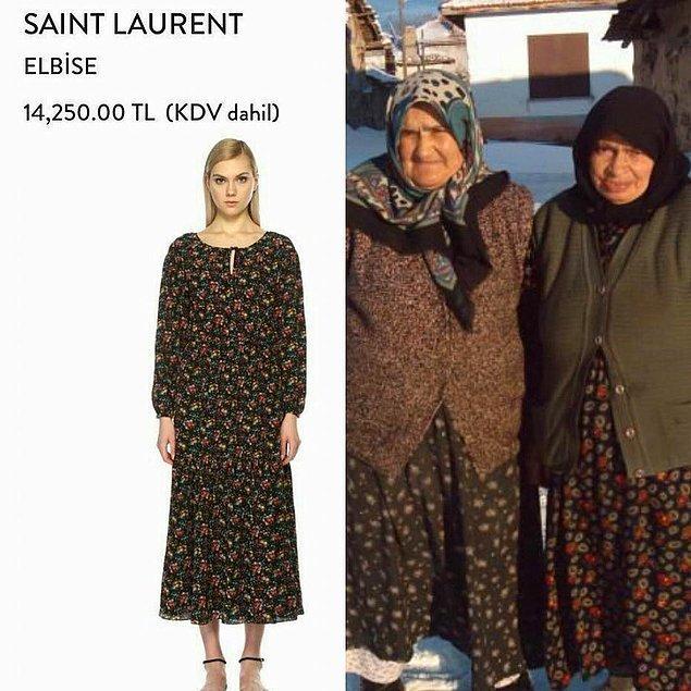 12. Köy modası