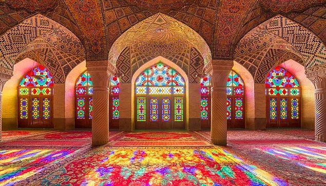 5. Hangisi İran'da bir şehirdir?