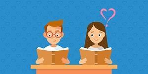 Okulda Sevdiğine İlk Adımı Atmanın En İyi 8 Yolu