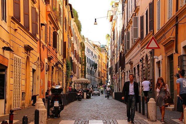 Kesinlikle Roma!