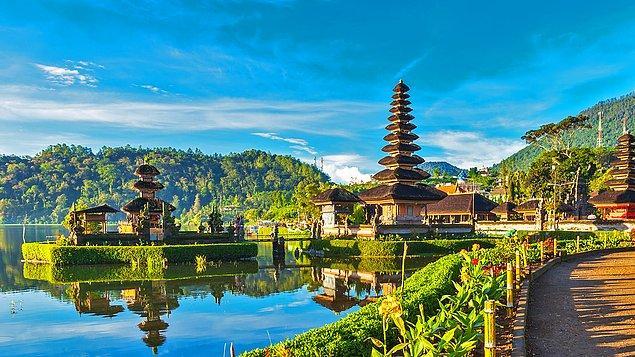 Bali'de kendini bulacaksın!