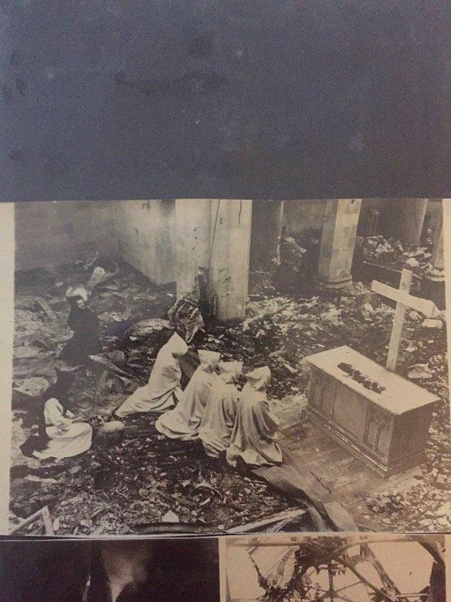 19. 1920 yılından kalan, aile fotoğraf albümünü karıştıran çocuk bakın nasıl bir fotoğraf bulmuş!