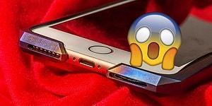 5000 Liralık Etiketiyle Koruduğu iPhone'dan Bile Pahalı Olan Titanyum iPhone Kılıfı!
