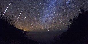 🔭🌟 Göğe Bakma Durağı: Orionid Meteor Yağmuru Başlıyor!