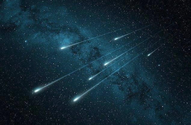 Orionid yağmuru nedir?