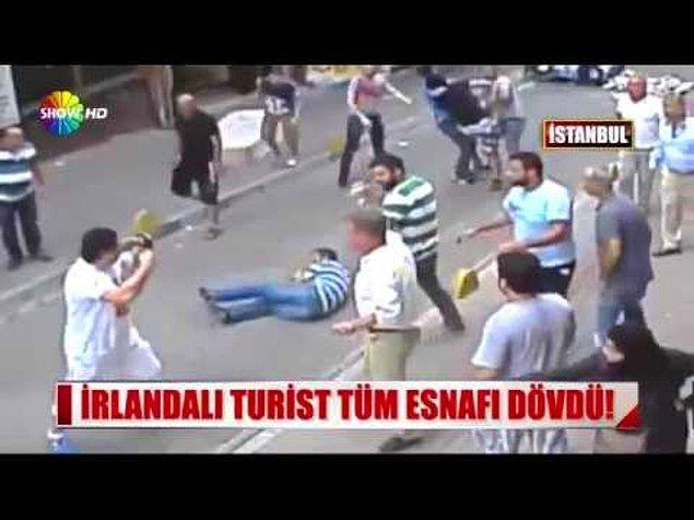 6. Türkler birbirine karşı fazla korumacı. Ama yalnızca birbirlerine karşı….