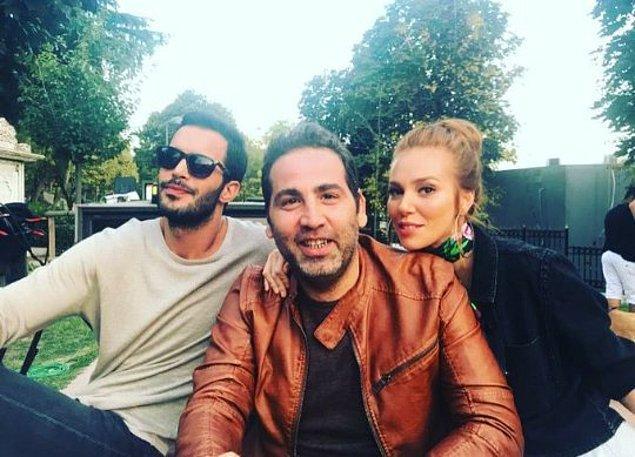 Kiralık Aşk'ın başarılı ve eğlenceli yönetmeni Şenol Sönmez de yönetmen koltuğuna tekrar oturdu.