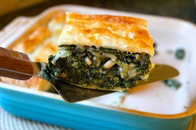 5. Ispanak (1 fincan pişirilmiş: 839 miligram potasyum)
