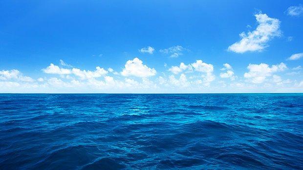 Ucu bucağı olmayan bir deniz.
