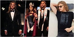 Uzun Saçı ve Gamzesiyle Herkesi Kalbinden Vuran Best Model of Turkey 2017'nin Birincisi Efe Sorarlı!