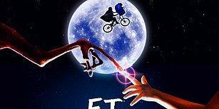 Sevgiyi Onlar Öğretecek: Steven Spielberg'in Merakla Beklenen Filmi E.T. Ocak Ayında Sinemalarda!