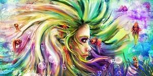 Bu Testle İnsanlar Üzerinde Hangi Renk Gibi Bir Etki Bıraktığını Söylüyoruz!