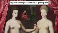 Müzelerde Attığı Snaplerle Herkesi Kahkahaya Boğmayı Başarmış 29 Mizahşör