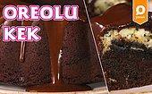 Hafta Sonu Keyfinizi Leziz Bir Kekle Taçlandırıyoruz! Oreolu Kek Nasıl Yapılır?