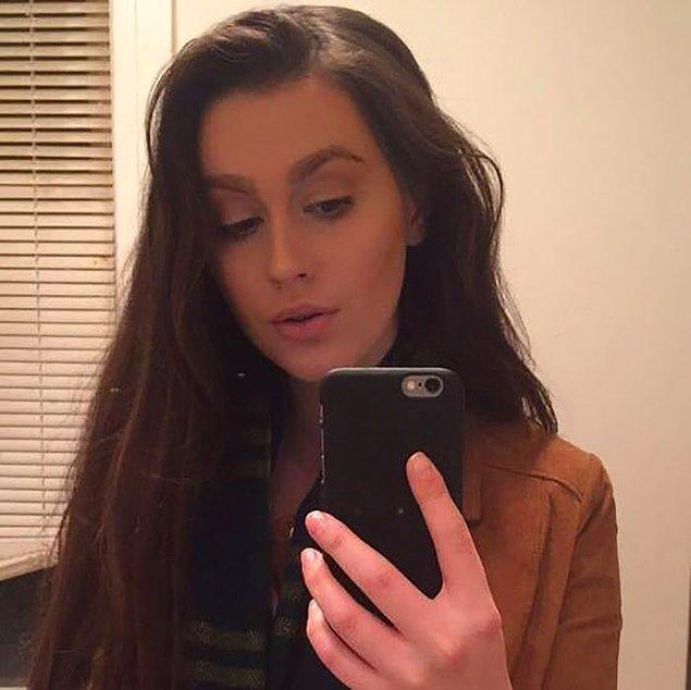 18 yaşındaki Emily Houser ile tanışın. Kendisi eski patronundan cinsel istismar için şikayetçi oldu.