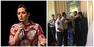 Abdülmecid Efendi Köşkü'ndeki Sergiyi Hedef Gösteren Nilhan Osmanoğlu'na Tepki: Cehalet!