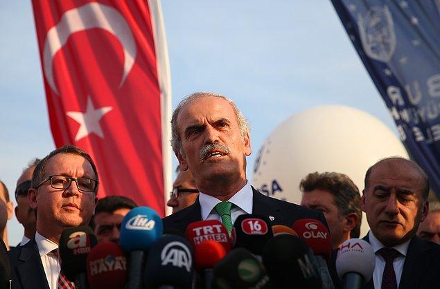 """Tüm bağlılığının Milli Selamet, Refah, Fazilet ve AK Parti olarak devam ettiğini vurgulayan Altepe, açıklamasında """"Başka hiçbir camiayla da bağımız bulunmamakta"""" vurgusu yaptı."""
